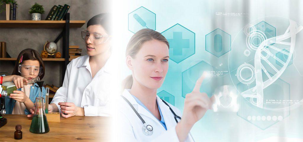 Día Internacional de la Mujer y la Niña en la Ciencia Kouchea